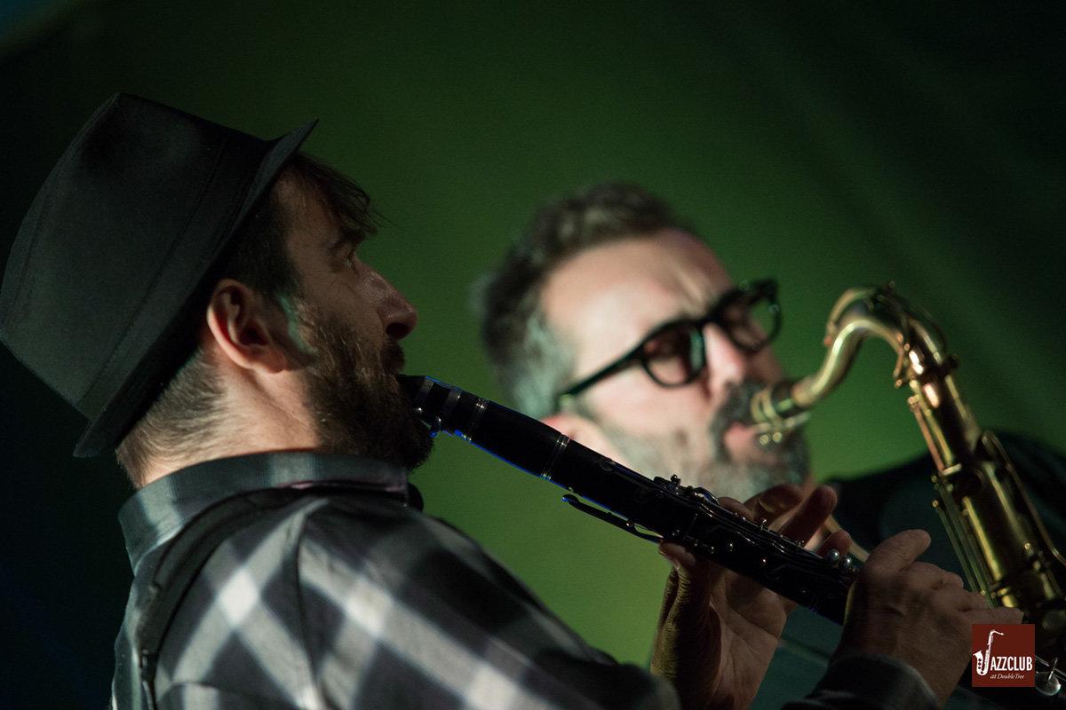 Francesco Bearzatti & Michele Polga