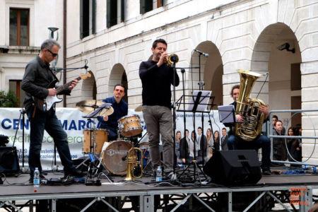 Marco Tamburini Quartet