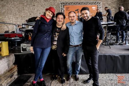 Mauro Ottolini & Vanessa Tagliabue Yorke
